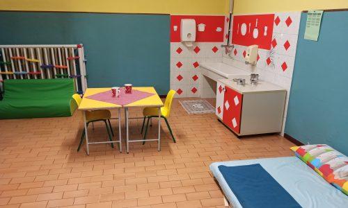 Foto stanza Montessori